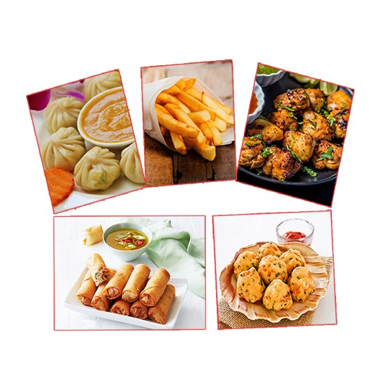 All -in- One Ready to Cook Assortment (5 items)