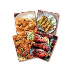 Golden Fresh Chicken Ready to Cook Assortments ( 4 items)