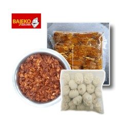 Marinated Mutton Tash+Chicken Sekuwa+Chicken Momo