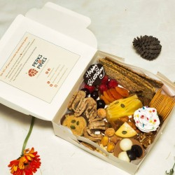 Special Signature Cheese-Charcuterie Platter