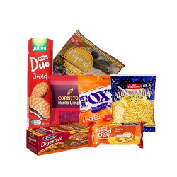 Savory Snacks Basket