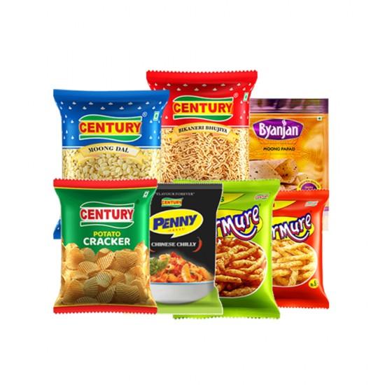 Super Snacks (7 items)